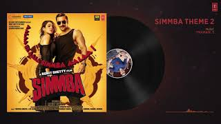 Full Song_  Simmba Theme 2 _ Ranveer Singh_ Sara A