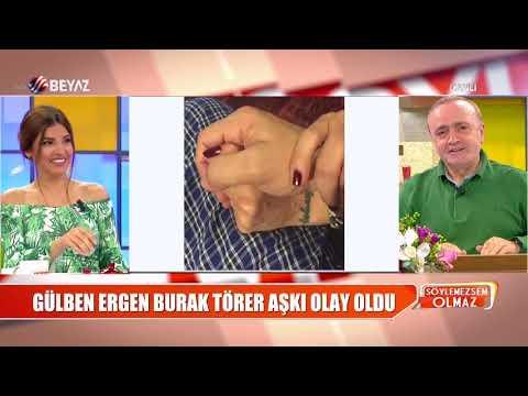 Gülben Ergen ve Burak Törer aşkı olay oldu!