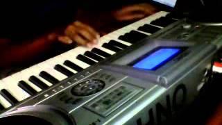 matahariku   versi Keyboard Techno T9800i