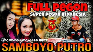 Full Pegon Jaranan Samboyo Putro 2019 Live Menang Pagu Kediri