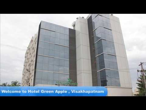 Book Hotel Green Apple In Visakhapatnam With Class Accommodation.