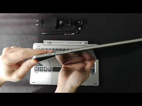 UNBOXING - TABLET PC CHUWI HI10 AIR