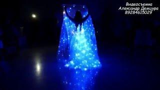 Танец живота-фантастическое светодиодное шоу!