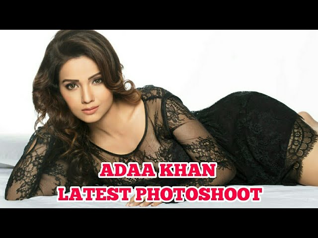 ADAA KHAN HOT PHOTOSHOOT