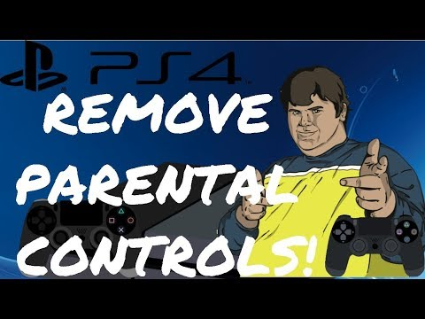 fixed!-how-to-remove-ps4-parental-controls!-*updated!*
