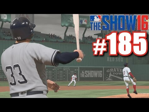 BABE RUTH PLAYS AGAINST HIS OLD TEAM! | MLB The Show 16 | Road to the Show #185