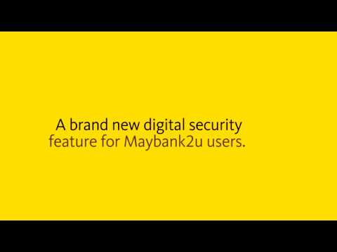 Maybank - What is Secure2u?