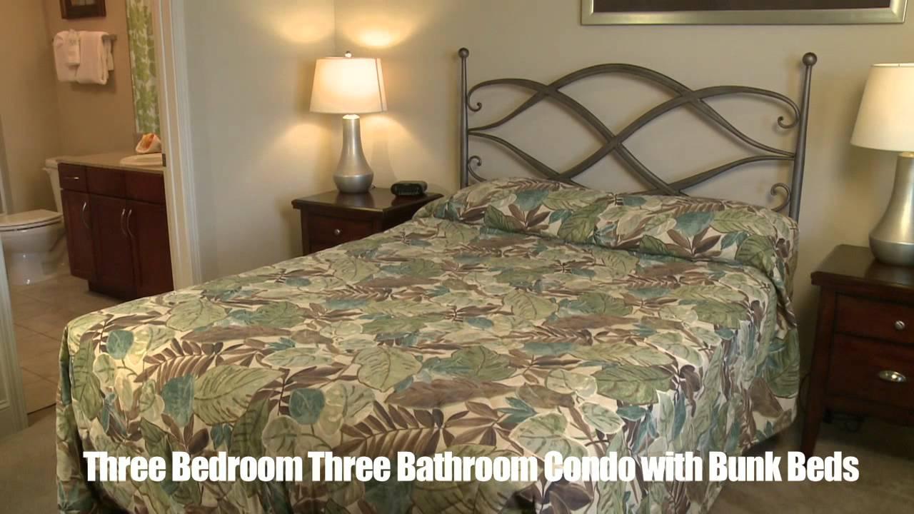 Laketown Wharf Three Bedroom Three Bathroom Condo With