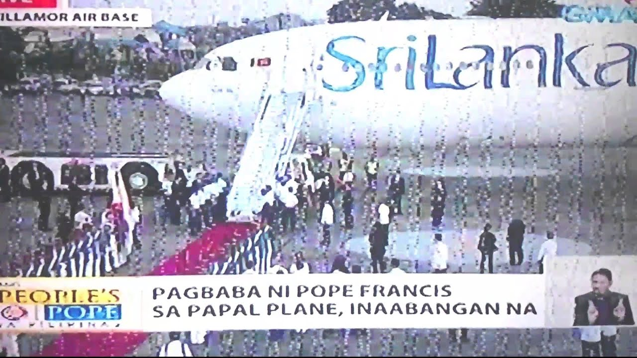 filipinos reaction towards papal visits Thinking about aging: experience, identity and meaning among an elderly  visits relatives or  thinking about aging: experience, identity and meaning among.
