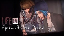 Life Is Strange FULL EPISODE 3 NO COMMENTARY (VERY THOROUGH) WALKTHROUGH GAMEPLAY Chaos Theory