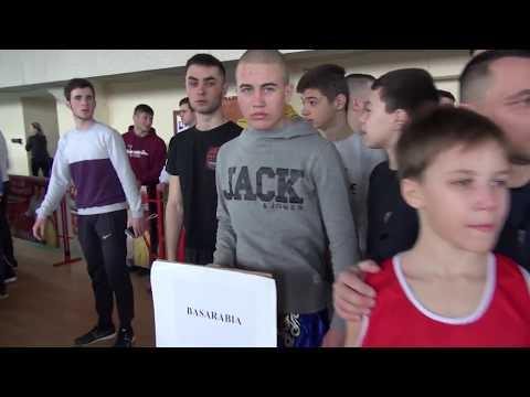Campionatul Republicii Moldova K-1Amator WAK 1F 2017.