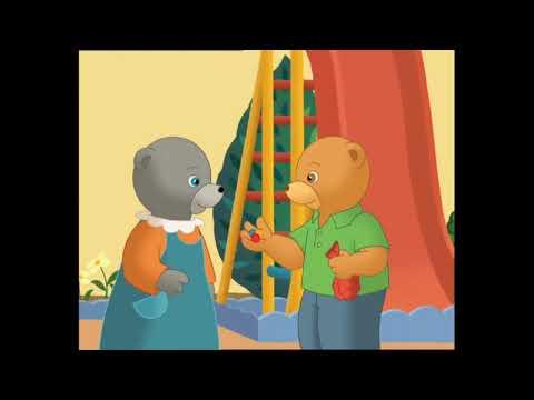 Petit ours brun est amoureux petit ours brun youtube - Petit ours brun a l ecole ...