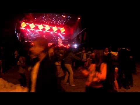 Festa em honra do divino são salvador do mundo em Viveiro,Boticas 2012