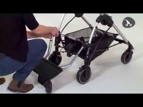 revendeur da009 da7ab BabyMoon: Patín Bébé Confort Buggy Board