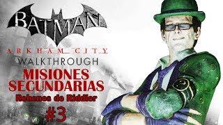 "Batman Return to Arkham City | Misiones Secundarias | ""Rehenes de Riddler #3"""