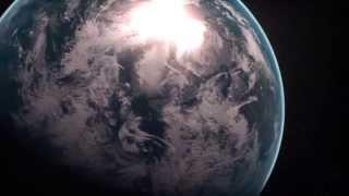 Земля из космоса Full HD