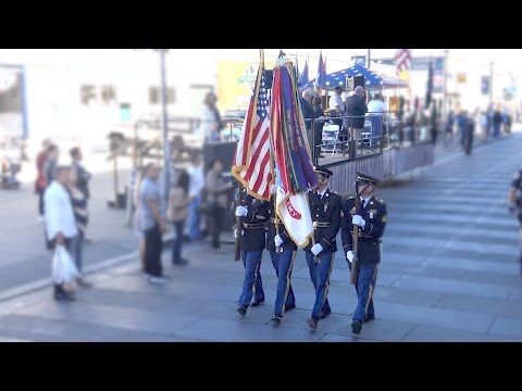 Veterans Day Parade San Francisco 2016