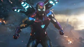 Avengers 4 Iron Man Thanos Buster Armor and Hawkeye First Look Teaser Breakdown
