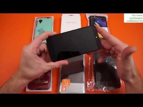 6 чехлов для Nexus 5: впечатления