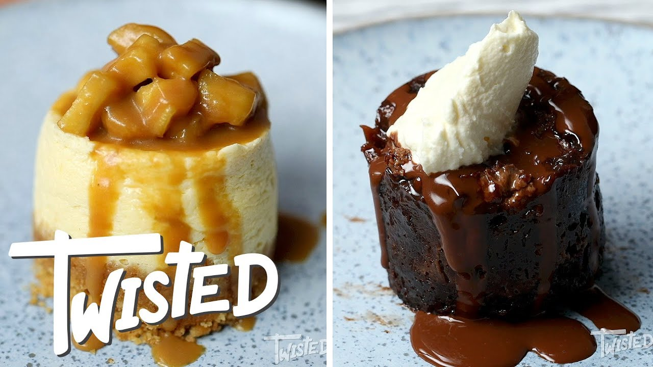 5 Desserts You Can Make In The Microwave Youtube