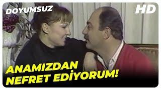 Doyumsuz - Nihat, Ablası Ile Dertleşiyor!   Bahar Öztan Eski Türk Filmi
