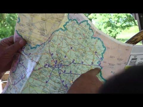 Велосипед vs трактор: как едут на ЧМ-2018 в Россию экстремалы из других стран
