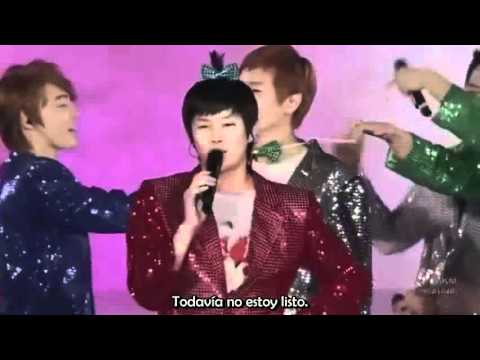 Super junior T - Tock Tock Tock [Super Show 3] Sub Español MV