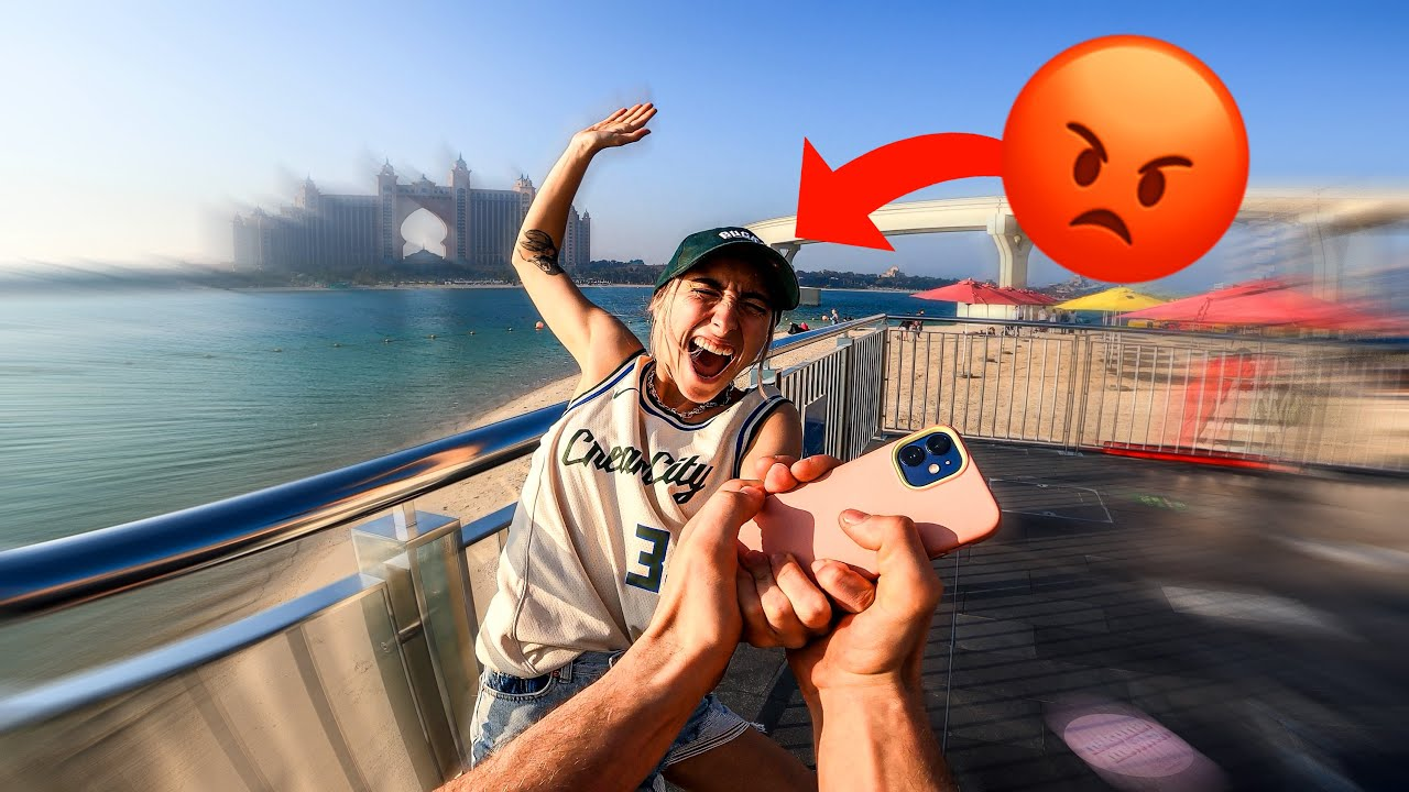 Download I STOLE HER PHONE 😰 (Epic Parkour Chase)