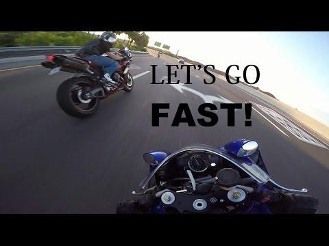 I Hope You Like SPEED! Group Ride