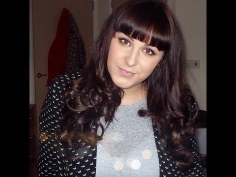Hair Tutorial: Sallys Glitz & Glam 1/2 Hair Piece
