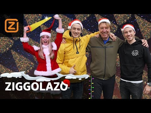 KERSTSPECIAL MET AAD & ASHLEY ZAAT! | ZIGGOLAZO #13 | 18/12/2018