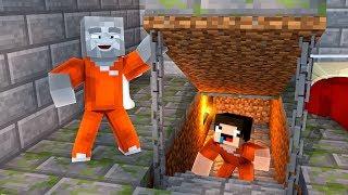 WIR FINDEN DEN GEHEIMAUSGANG! (Minecraft Ausbruch)