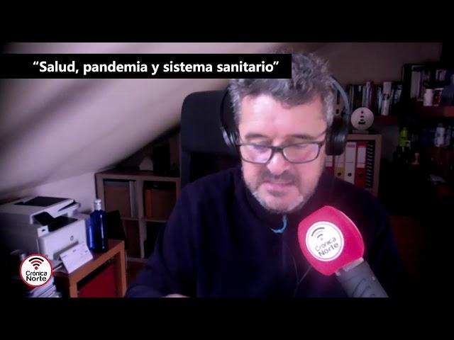 Entrevista autores del libro SALUD, PANDEMIA Y SISTEMA SANITARIO