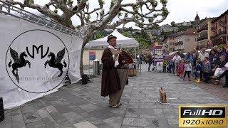 15° Festival Artisti di strada 2018 - 15th Street art festival 2018 - Ascona - Switzerland