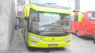 Test Suspensi SCANIA K310IB Rejeki Transport