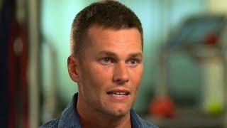NFL superstar Tom Brady reveals fitness tips
