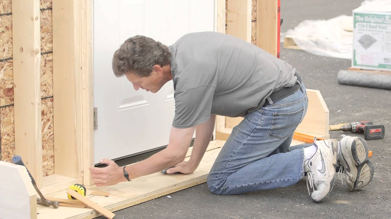 DoorSmith Exterior Door Systems Featuring Roc Solid PVC Frames