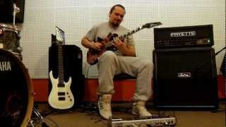 5 Diez - There Is No Place For The Weak Guitar Demonstration