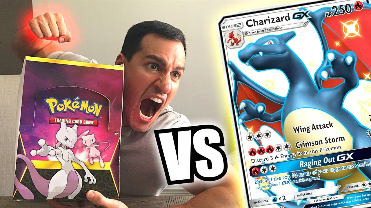 *GOING ALL OUT FOR SHINY CHARIZARD!* Opening Pokemon Cards HIDDEN FATES New  Packs!