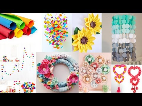 10 DIY Room Decor Ideas to Decorate Your Home | DIY ROOM DECOR 2019 | 10 DIY Projects