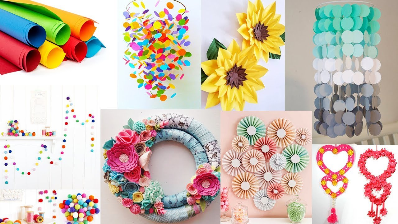 10 Diy Room Decor Ideas To Decorate Your Home Diy Room