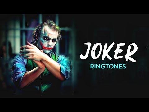 Top 5 Best Joker Ringtones 2019 🃏 | Download Now