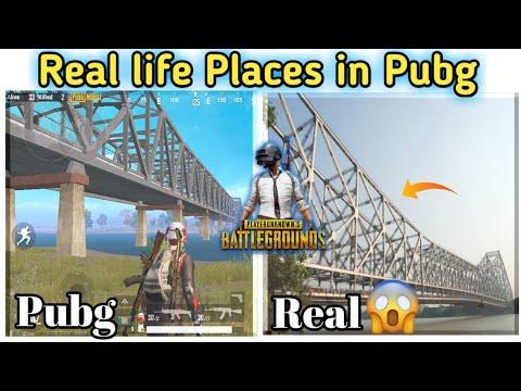 Real Life Maps