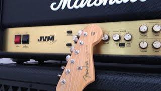 Fender 57/62 vs Fender Fat 50 ( Clean )