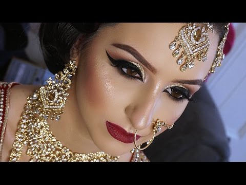 Real Bride | Asian Bridal Makeup | Traditional Signature Look