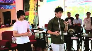 BoneHo & Virtuoso convention in Vietnam
