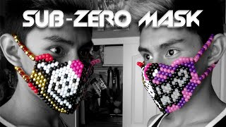 Half-Face (Sub-Zero) Kandi Mask Tutorial
