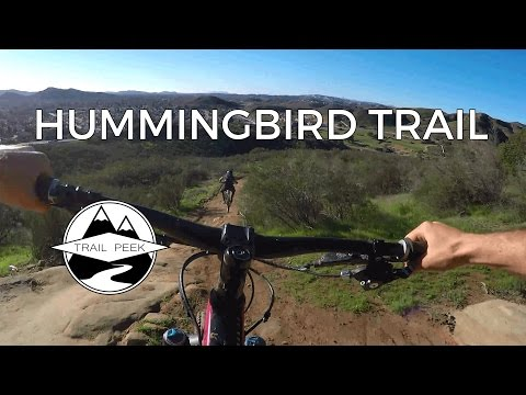 Mountain Biking Simi Valley - Hummingbird Trail