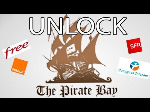 [TUTO] Accéder à The Pirate Bay en France