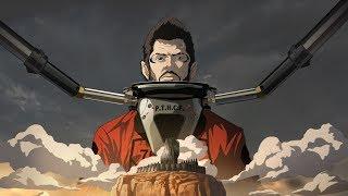 """Побег из тюрьмы строгого режима. Игровой фантастический фильм """"Deus Ex — DLC A Criminal Past"""""""
